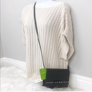 NWT KATE SPADE ♠️ Laurel Way Black crossbody